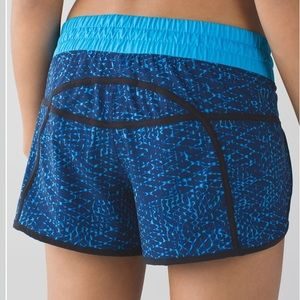 Lululemon Tracker Shorts III.